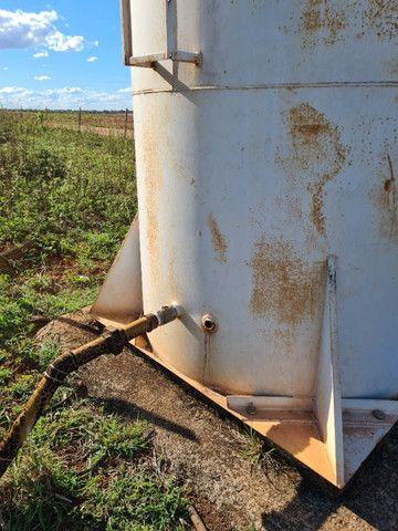 Caixa D'água Usada 22 mil Litros Tubular - Foto 3