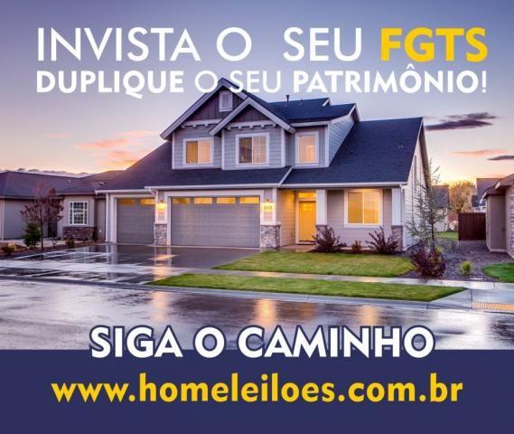 Casa à venda com 1 dormitórios cod:42986 - Foto 2