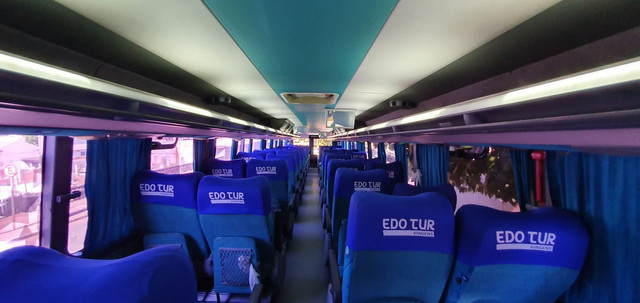 Onibus 1800DD Double Decker G6 Scania 8x2 ano 2010 - Foto 6