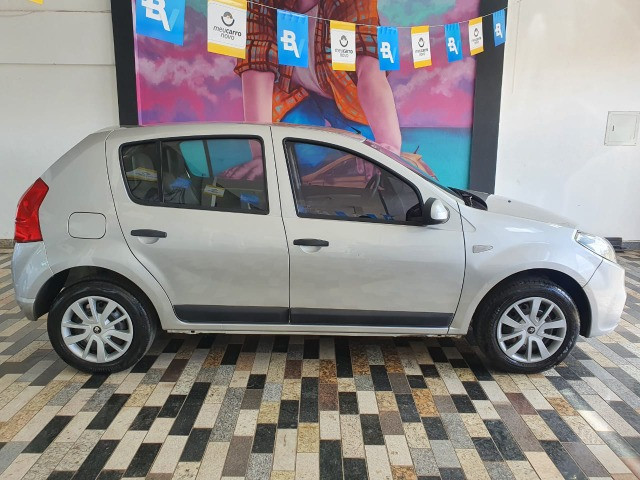 Renault Sandero Expression 1.6 - 2012 - Completo - Foto 6