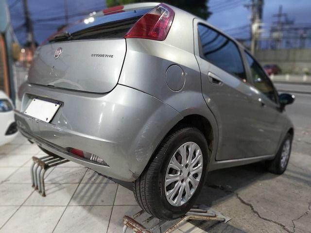 Fiat/ Punto Attractive 1.4 2011 Completa Sem Detalhes - Foto 10