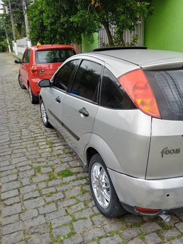 Ford focus 2003 completo com teto solar - Foto 17