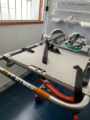 Incubadora Neonatal para ambulância - Foto 5