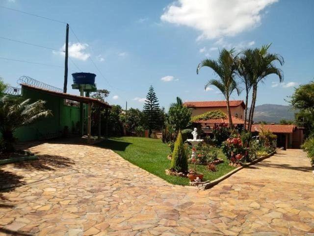 Sítio com estrutura completa de moradia e lazer em São Joaquim de Bicas/MG - Foto 2