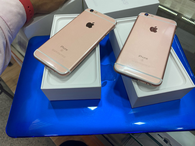 iPhone 6s 128gb rose lacrado garantia lona física  - Foto 2