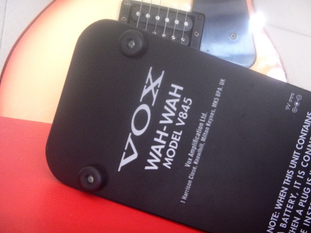 Pedal Vox Wha Wha V845 \Seminovo. Umuarama - Foto 6