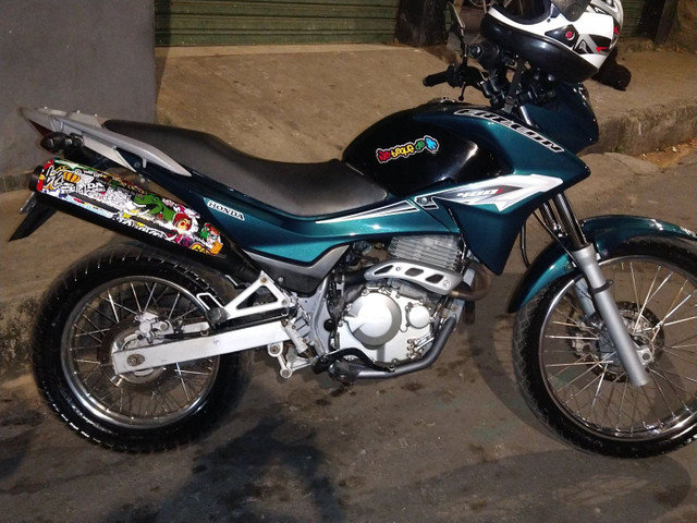 Falcon 2004 moto zerada? - Foto 2