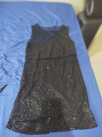 Vestido para noite curto - Foto 2