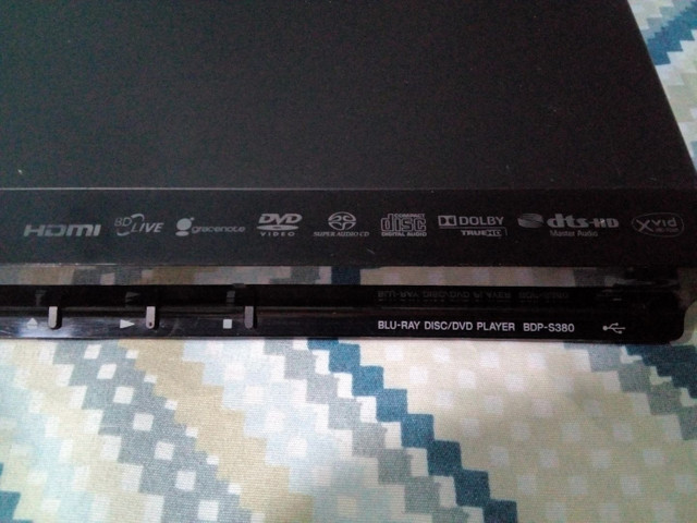 Blue-ray/ DVD Sony HDMI - Foto 5