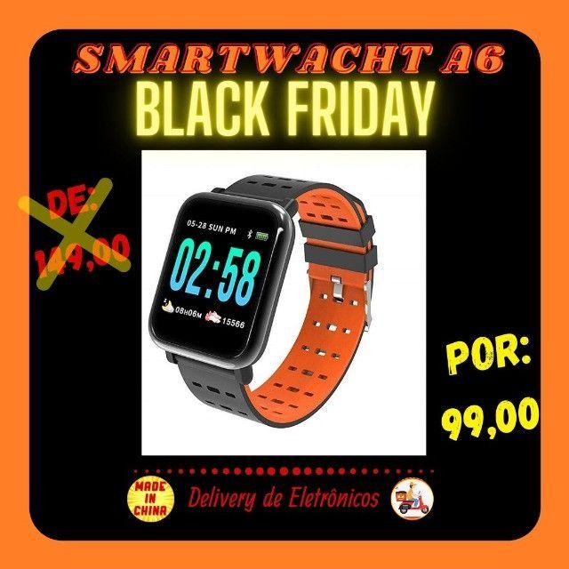 Black Friday - O Smartwacht Que Você Precisava! Últimos Dias Com Esse Valor