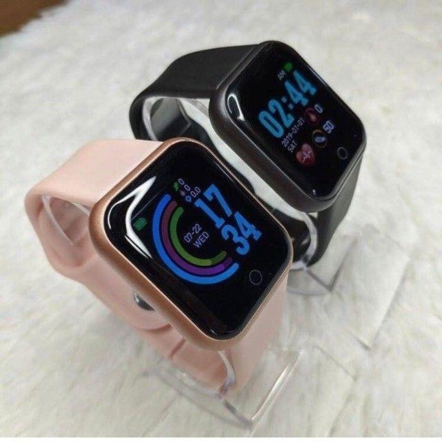Smartwatch Y68 NOVO - Foto 2