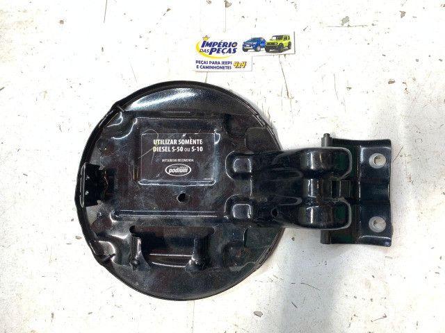 Tampa Portinhola Tanque Combustível L200 Triton #13301 - Foto 2