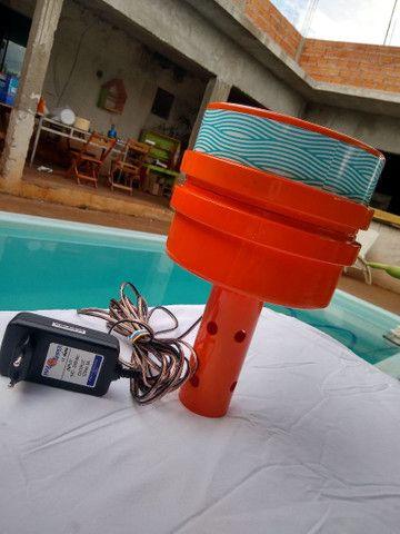 Ionizador para piscina até 35mil litros - Foto 5