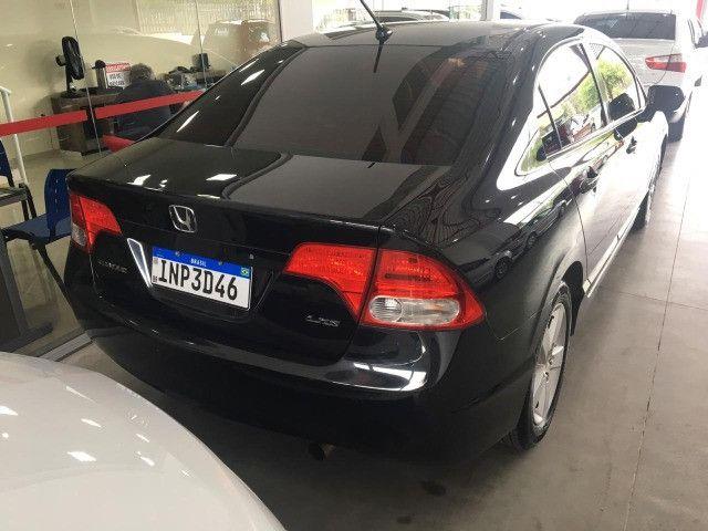 Honda Civic LXS 1.8 Aut. Gasolina 2007 - Foto 3