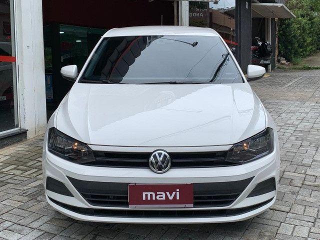 Volkswagen POLO 1.0 FLEX 12V 5P 2020 Novissimo com apenas 12 mil km - Foto 3