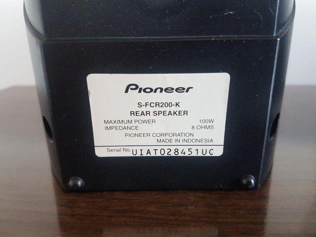Par de Caixas de Som Pioneer S-FCR200K (Surround) - Foto 4