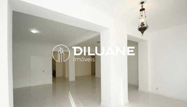 Apartamento para alugar com 3 dormitórios em Botafogo, Rio de janeiro cod:BTAP30345 - Foto 2