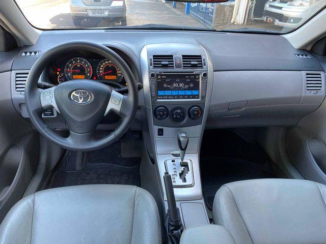 COROLLA 2013/2014 1.8 GLI 16V FLEX 4P AUTOMÁTICO - Foto 13