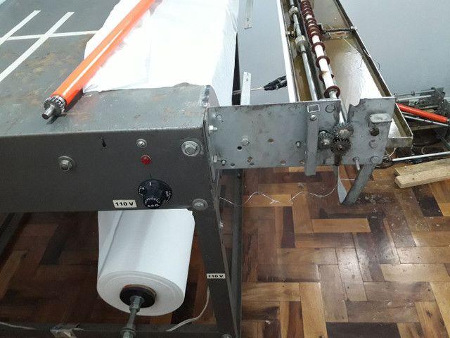 Máquina de fabricação de fraldas descartáveis  - Foto 6