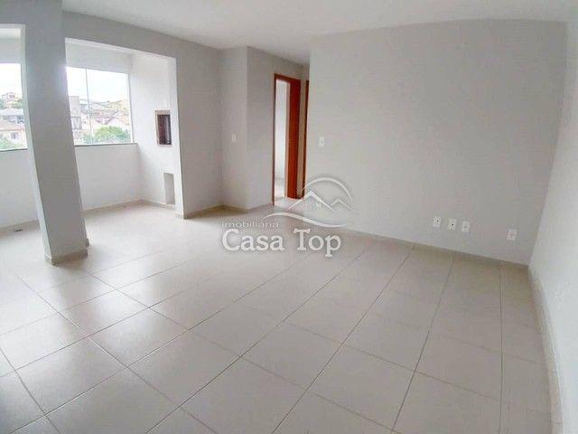 Apartamento à venda com 2 dormitórios em Oficinas, Ponta grossa cod:2628 - Foto 4