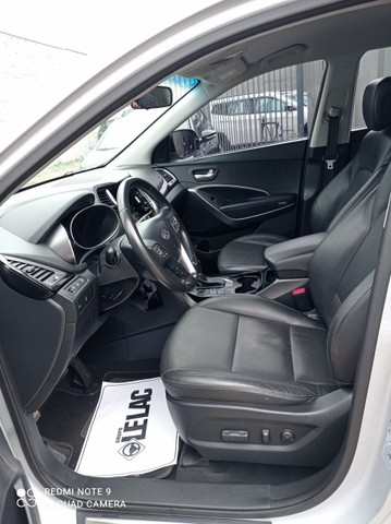 HYUNDAI SANTA FÉ 3.3 MPFI 4X4 V6 270CV GASOLINA 4P AUTOMÁTICO - Foto 3