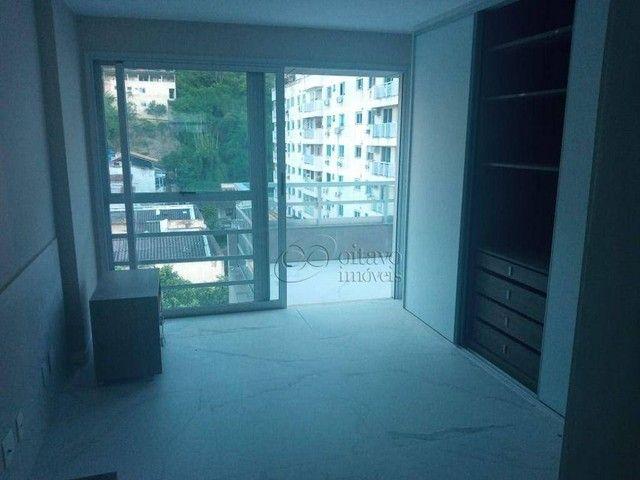 Cobertura para alugar, 115 m² por R$ 8.500,00/mês - Botafogo - Rio de Janeiro/RJ - Foto 6
