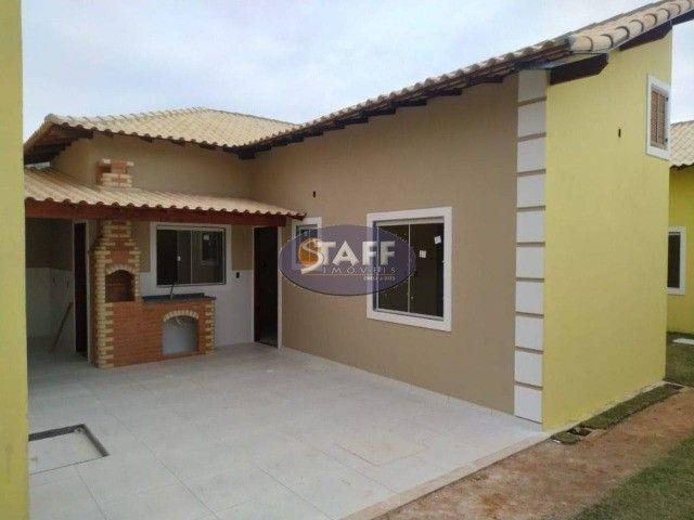 K- Casa com 1 quarto à venda, por R$ 110.000 - Unamar - Cabo Frio