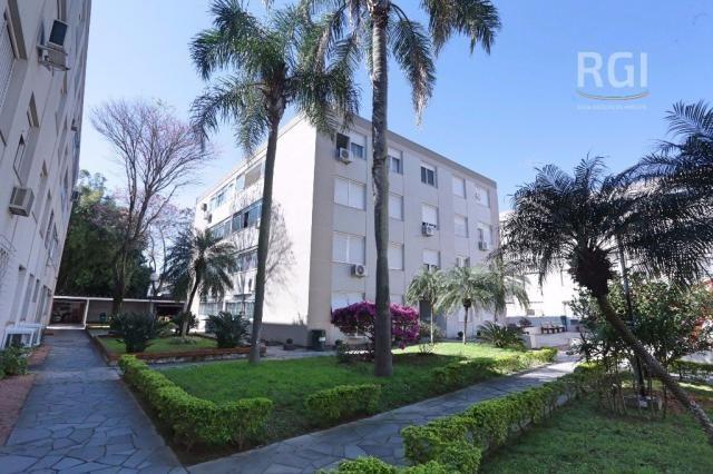 Apartamento à venda com 1 dormitórios em Vila ipiranga, Porto alegre cod:NK19773
