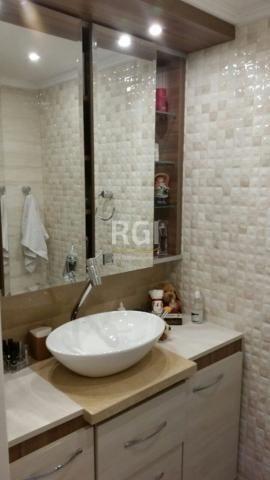 Apartamento à venda com 3 dormitórios em Jardim lindóia, Porto alegre cod:LI50876739 - Foto 4