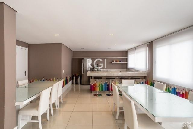 Apartamento à venda com 2 dormitórios em São sebastião, Porto alegre cod:EL56356639 - Foto 18