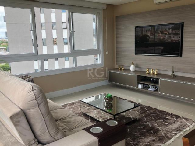 Apartamento à venda com 3 dormitórios em São sebastião, Porto alegre cod:EL56357398 - Foto 4
