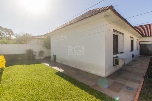 Casa à venda com 4 dormitórios em São sebastião, Porto alegre cod:EL56356228 - Foto 2