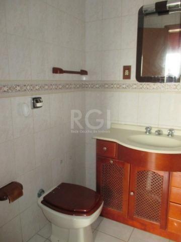 Apartamento à venda com 3 dormitórios em Jardim lindóia, Porto alegre cod:HM306 - Foto 18