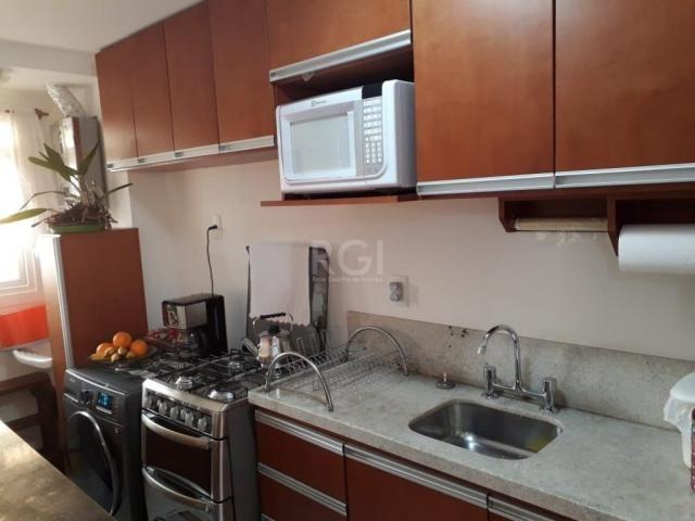 Apartamento à venda com 2 dormitórios em São sebastião, Porto alegre cod:LI50878584 - Foto 14