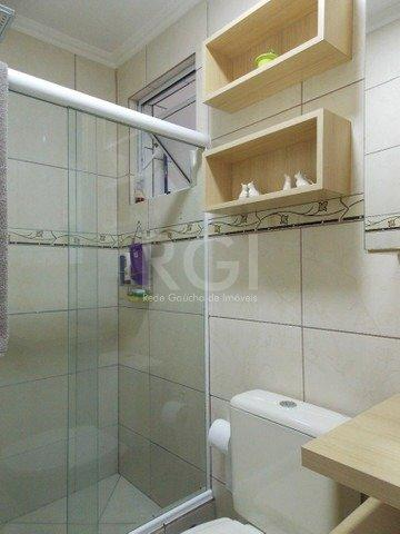 Apartamento à venda com 1 dormitórios em São sebastião, Porto alegre cod:SC12724 - Foto 6