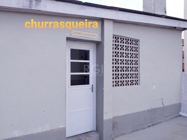Apartamento à venda com 1 dormitórios em Cristo redentor, Porto alegre cod:HT517 - Foto 15