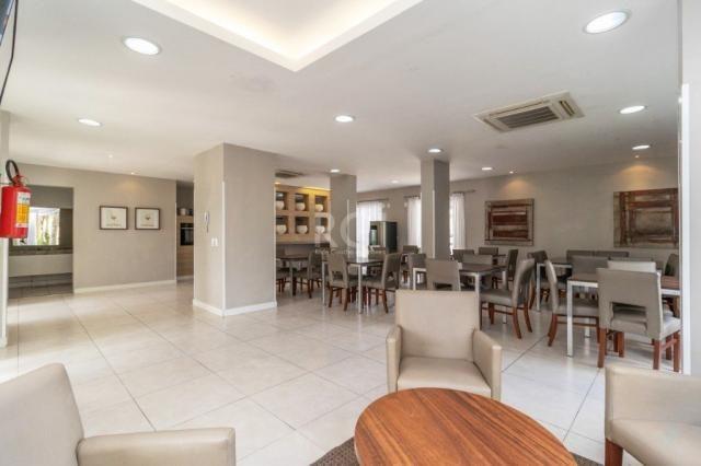 Apartamento à venda com 3 dormitórios em Jardim lindóia, Porto alegre cod:EL56352496 - Foto 11