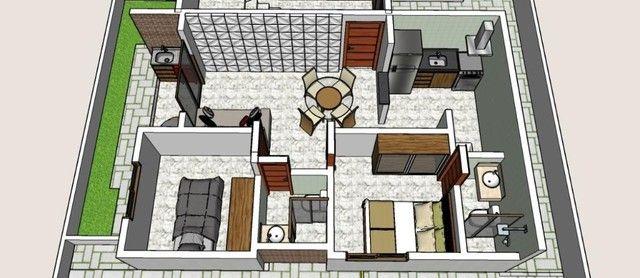 Apartamento em Altiplano, João Pessoa/PB de 50m² 2 quartos à venda por R$ 177.900,00 - Foto 3