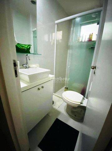 Condomínio Saint Angeli, Apartamento com 3 dormitórios à venda, 73 m² por R$ 360.000 - Mes - Foto 9