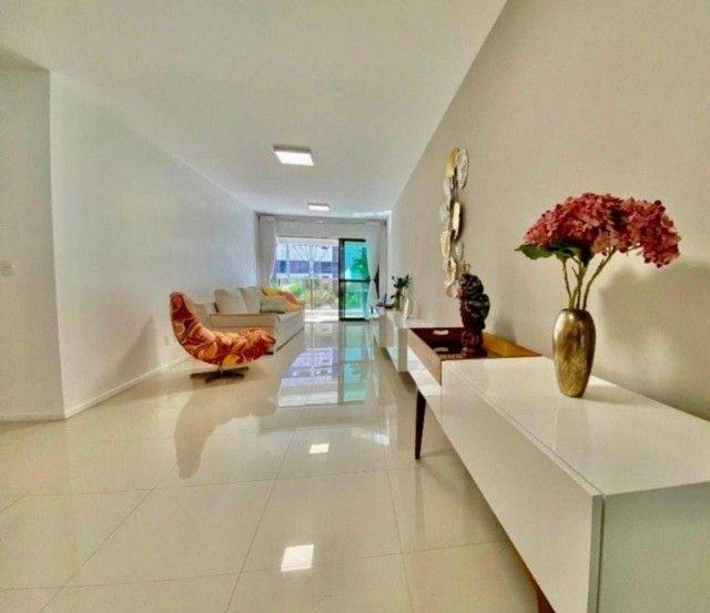 Apartamento com 3/4 + DCE, nascente - 140m²