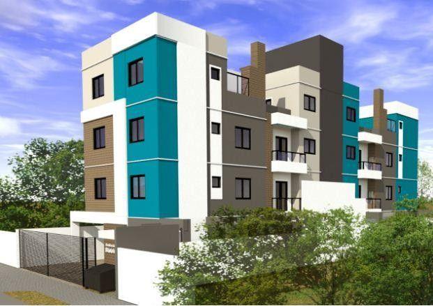 Apartamento em Afonso Pena, São José dos Pinhais/PR de 50m² 2 quartos à venda por R$ 195.0 - Foto 4