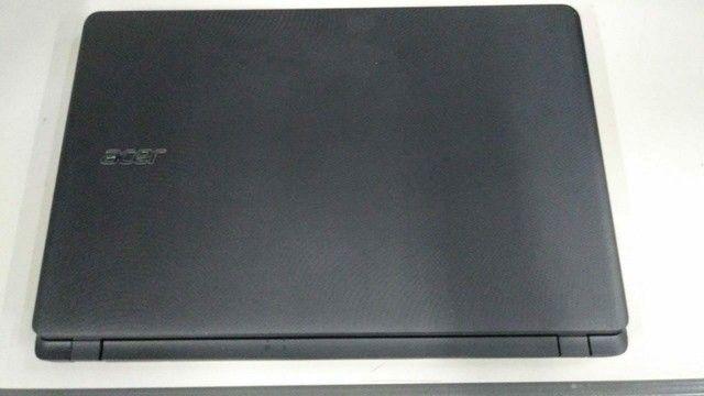 "Acer ES1-533-C8GL - Tela 15.6"", Impecável! - Foto 3"