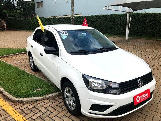 Volkswagen Voyage Mpi 1.0 2020 completo - Foto 3