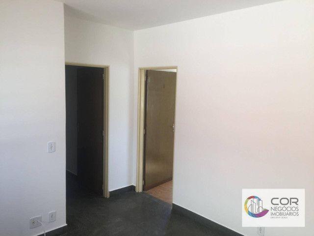 Apartamento com 1 dormitório para alugar, 70 m² por R$ 650,00/mês - Vila Redentora - São J - Foto 11