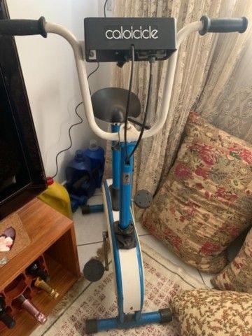 Bicicleta Ergométrica Caloicicle Vintage - Foto 4