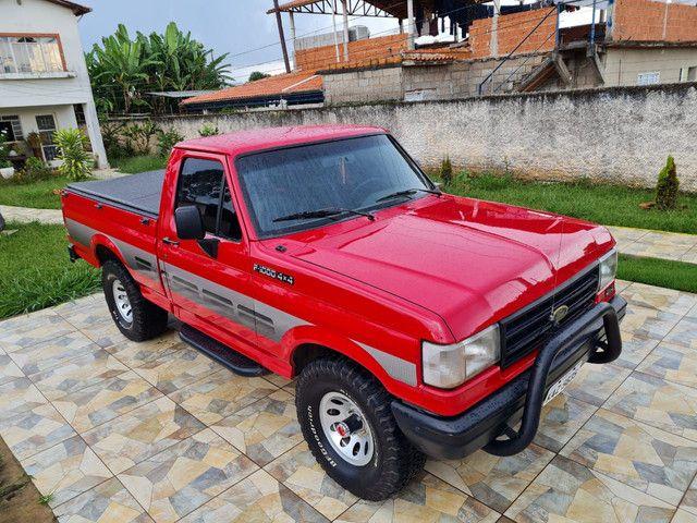 F1000 4x4. Turbo Diesel. Ford. - Foto 5