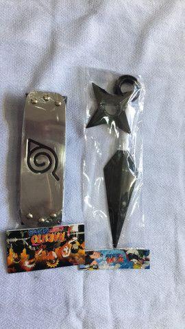 Bandana Kunae Naruto