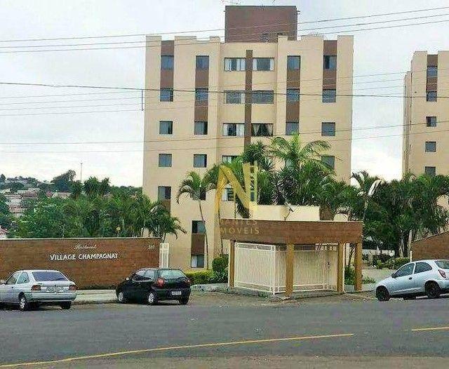 Apartamento em Amaro, Londrina/PR de 66m² 3 quartos à venda por R$ 185.000,00 - Foto 11