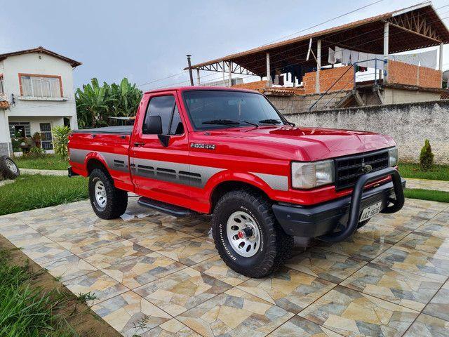 F1000 4x4. Turbo Diesel. Ford. - Foto 2
