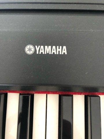 Piano Eletrônico  Yamaha P-85  - Foto 6
